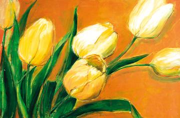 Canvas doek Tulipa Nova