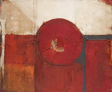 Canvas doek Transmission 2