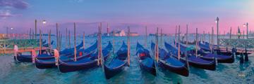 Canvas doek Venice impression