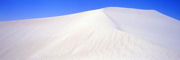 Canvas doek White Dunes