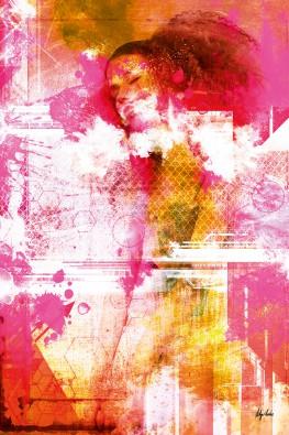 Canvas doek untitled six 03
