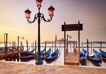 Canvas doek Venedig I