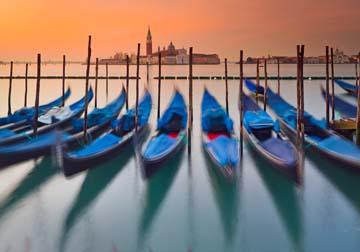 Canvas doek Venedig III