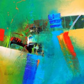Canvas schilderij Concerto 1