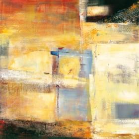 Canvas schilderij Colorfield I