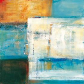Canvas schilderij Colorfield II