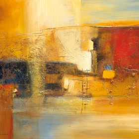 Canvas schilderij Sunbeam to Earth