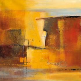 Canvas schilderij Sunset