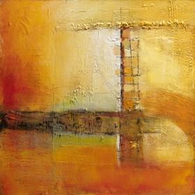 Canvas schilderij Stairway to Heaven