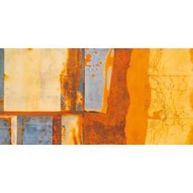 Canvas schilderij The Silent Sound of Africa I