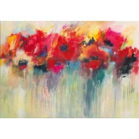 Canvas schilderij Farbklänge III