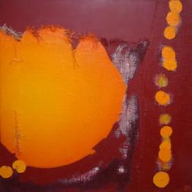 Canvas schilderij Pamplemousee