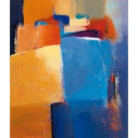 Canvas schilderij Springtime II
