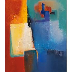 Canvas schilderij Springtime I