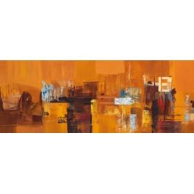 Canvas schilderij Mondo Astratto