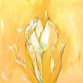 Canvas schilderij Tulpa 1