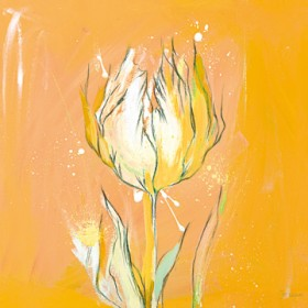 Canvas schilderij Tulpa 2