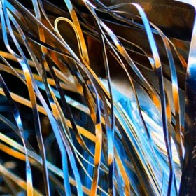 Canvas schilderij Energie-3