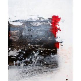 Canvas schilderij moving view