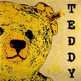 Canvas schilderij Great Teddybär No.1