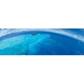 Canvas schilderij Great Barrier Reef I