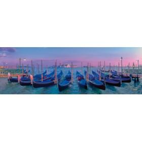 Canvas schilderij Venice impression