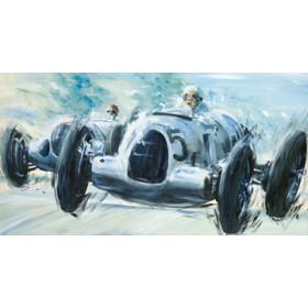 Canvas schilderij Donington 37