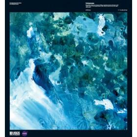 Canvas schilderij Volcanoes