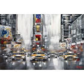 Canvas schilderij Taxi II