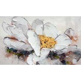 Canvas schilderij Nevicata
