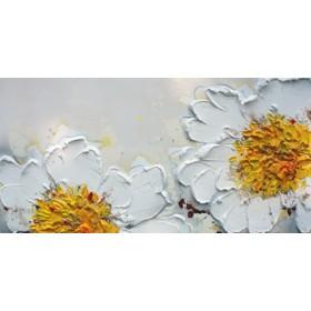 Canvas schilderij Blanco