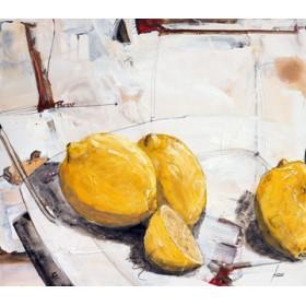 Canvas schilderij Zitruspresse