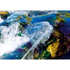 Canvas schilderij Liquids 8