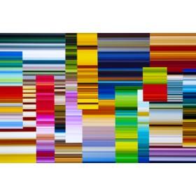 Canvas schilderij Lichtlinien 299