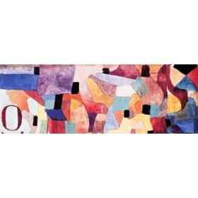 Canvas schilderij O