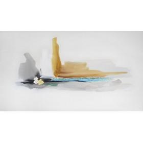 Canvas schilderij Lagune