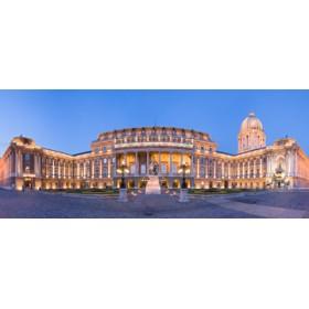 Canvas schilderij Budapest