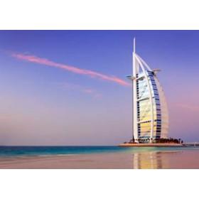 Canvas schilderij Dubai II