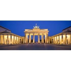 Canvas schilderij Berlin