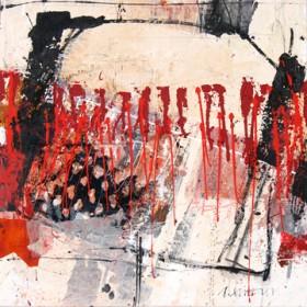 Canvas schilderij Pulsierend