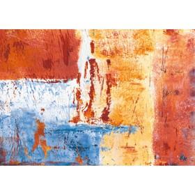 Canvas schilderij Kerzenmenschen II