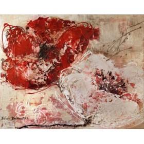 Canvas schilderij Zweisamkeit