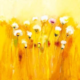 Canvas schilderij Summerfields I