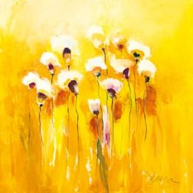 Canvas schilderij Summerfields III