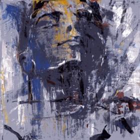 Canvas schilderij Erfüllung