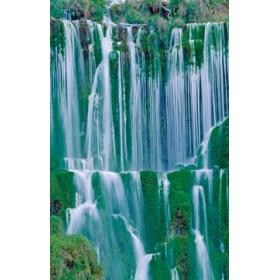 Canvas schilderij Waterfall I
