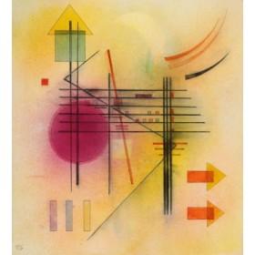 Canvas schilderij Vibrierend