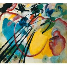 Canvas schilderij Improvisation 26