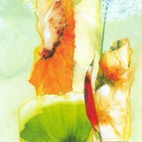 Canvas schilderij Fleuresse II