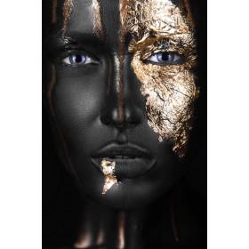 Plexiglas schilderij Blue Eyes fotokunst